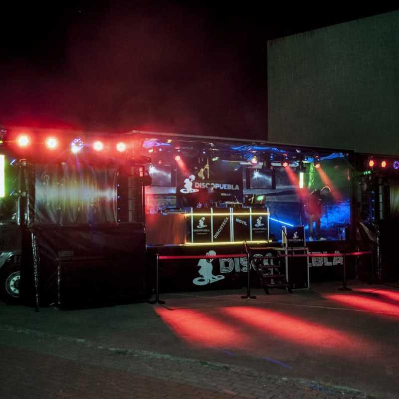 camion escenario