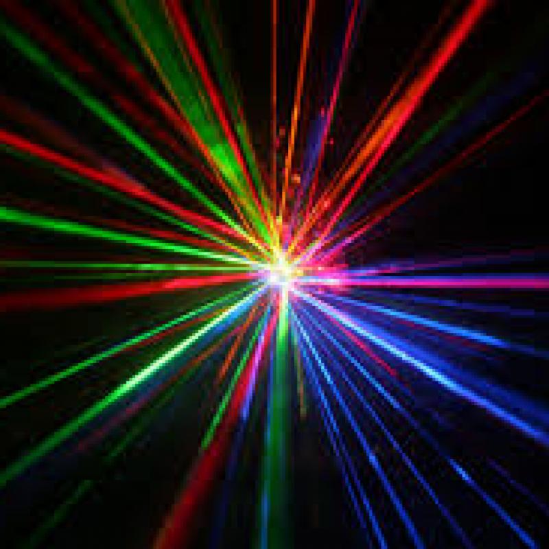 demostacion laseres