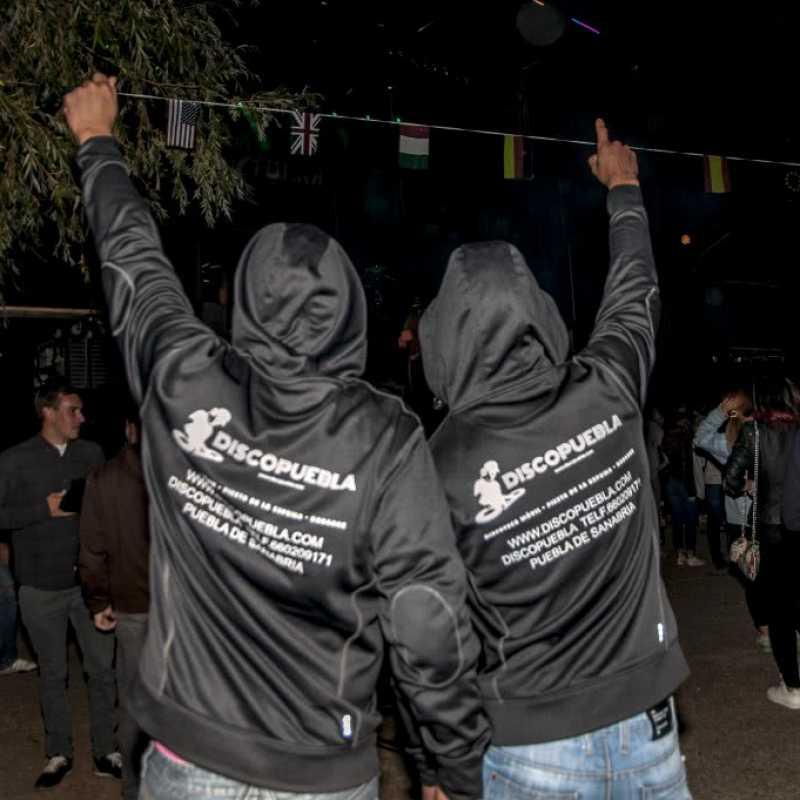 DISCOPUEBLA LOS DJS