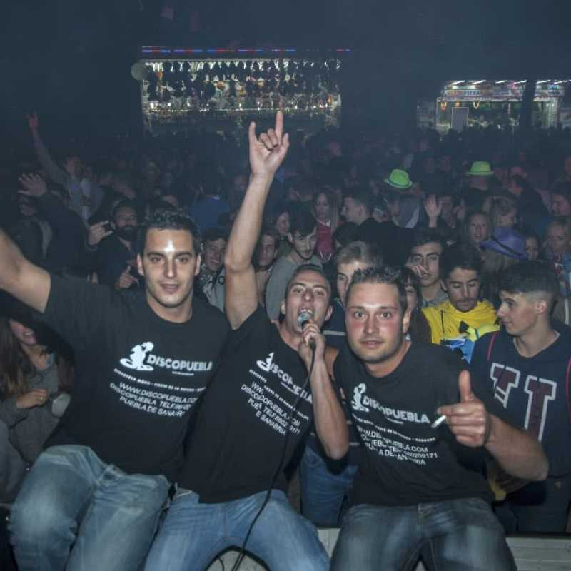 DISCOPUEBLA Y SUS DJS